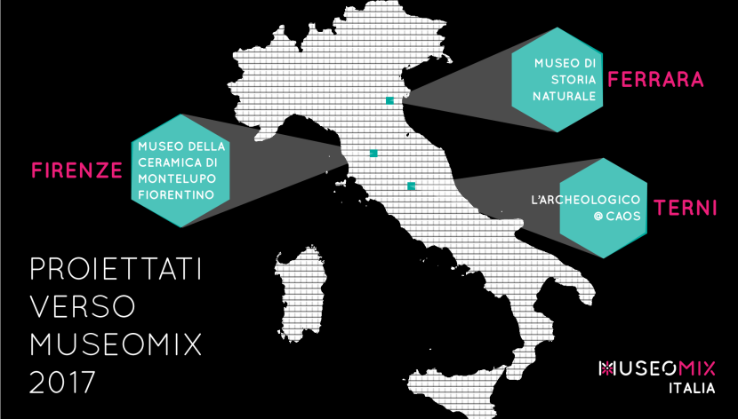 Museomix Italia 2017